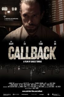 Callback - Poster / Capa / Cartaz - Oficial 1