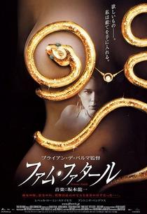 Femme Fatale - Poster / Capa / Cartaz - Oficial 2