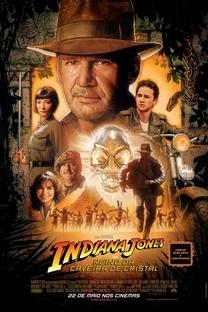 Indiana Jones e o Reino da Caveira de Cristal - Poster / Capa / Cartaz - Oficial 4