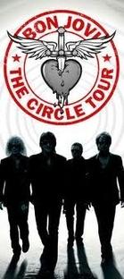 Bon Jovi: The Circle Tour - Poster / Capa / Cartaz - Oficial 1