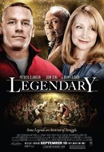 Legendary - Poster / Capa / Cartaz - Oficial 1