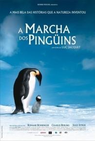 A Marcha dos Pinguins - Poster / Capa / Cartaz - Oficial 2