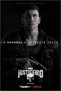 O Justiceiro (1ª Temporada) - Poster / Capa / Cartaz - Oficial 4