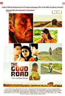 The Good Road - Poster / Capa / Cartaz - Oficial 1