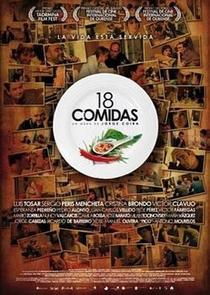 18 Comidas - Poster / Capa / Cartaz - Oficial 1
