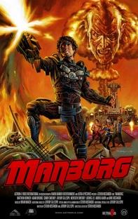 Manborg - Poster / Capa / Cartaz - Oficial 1