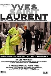 Yves Saint Laurent 5, Avenue Marceau 75116 Paris - Poster / Capa / Cartaz - Oficial 1