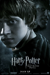 Harry Potter e o Enigma do Príncipe - Poster / Capa / Cartaz - Oficial 17