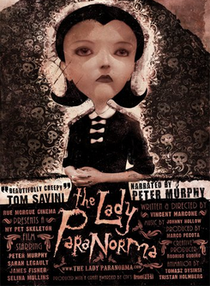 The Lady ParaNorma - Poster / Capa / Cartaz - Oficial 2