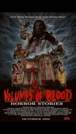 Volumes of Blood: Horror Stories (Volumes of Blood: Horror Stories)