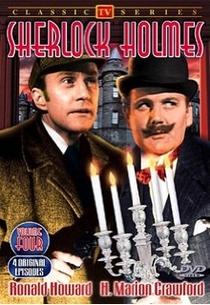 Sherlock Holmes (1954-1955) - Poster / Capa / Cartaz - Oficial 1
