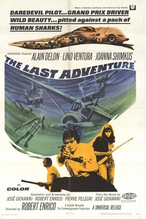 Os Aventureiros - Poster / Capa / Cartaz - Oficial 11