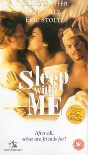 Vem Dormir Comigo - Poster / Capa / Cartaz - Oficial 3
