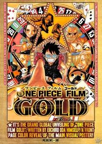 One Piece 13 - Gold - Poster / Capa / Cartaz - Oficial 3