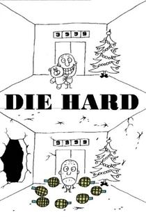 Die Hard - Poster / Capa / Cartaz - Oficial 1