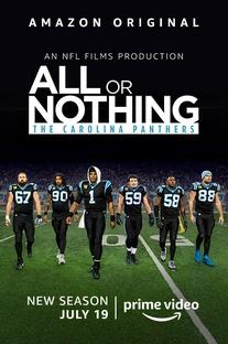 All or Nothing: Carolina Panthers - Poster / Capa / Cartaz - Oficial 1