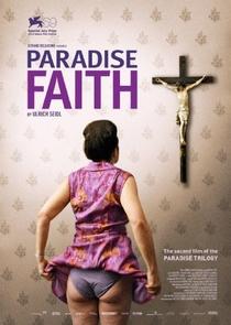 Paraíso: Fé - Poster / Capa / Cartaz - Oficial 4