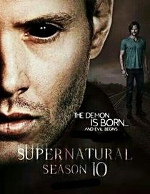 Sobrenatural (10ª Temporada) - Poster / Capa / Cartaz - Oficial 6