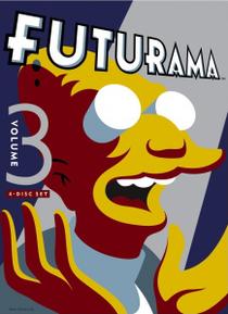 Futurama (3ª Temporada) - Poster / Capa / Cartaz - Oficial 3