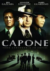 Capone, o Gângster - Poster / Capa / Cartaz - Oficial 1