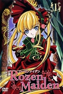 Rozen Maiden (1ª Temporada) - Poster / Capa / Cartaz - Oficial 1