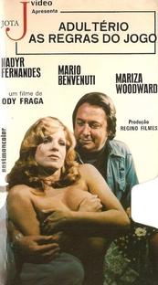 Adultério - As Regras do Jogo - Poster / Capa / Cartaz - Oficial 1