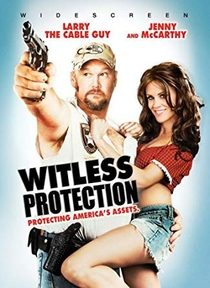 Uma Testemunha Nada Protegida - Poster / Capa / Cartaz - Oficial 3