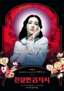 Lady Vingança - Poster / Capa / Cartaz - Oficial 1
