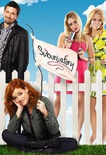 Suburgatório (3ª Temporada) - Poster / Capa / Cartaz - Oficial 1