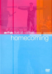 A-Ha:  Live at Valhall - Homecoming - Poster / Capa / Cartaz - Oficial 1
