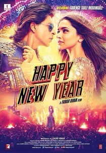 Happy New Year - Poster / Capa / Cartaz - Oficial 2