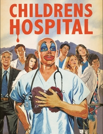 Childrens Hospital (2ª Temporada) - Poster / Capa / Cartaz - Oficial 2