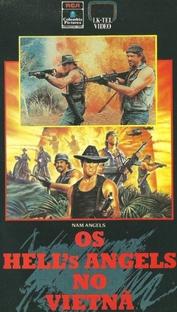 Os Hell's Angels no Vietnã - Poster / Capa / Cartaz - Oficial 1