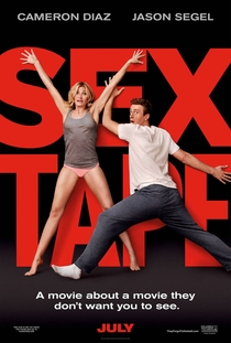 Sex Tape - Perdido na Nuvem - Poster / Capa / Cartaz - Oficial 2