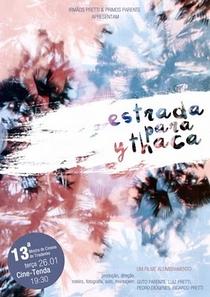 Estrada para Ythaca  - Poster / Capa / Cartaz - Oficial 1