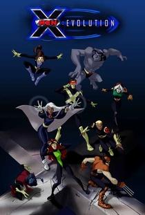 X-Men: Evolution (3ª Temporada) - Poster / Capa / Cartaz - Oficial 2