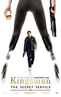 Kingsman: Serviço Secreto - Poster / Capa / Cartaz - Oficial 3