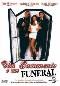 Um Casamento e Um Funeral  - Poster / Capa / Cartaz - Oficial 1