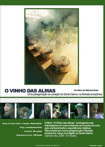 O Vinho das Almas - Poster / Capa / Cartaz - Oficial 2