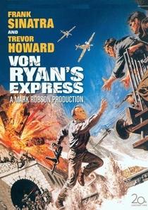 O Expresso de Von Ryan - Poster / Capa / Cartaz - Oficial 6