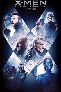 X-Men: Dias de um Futuro Esquecido - Poster / Capa / Cartaz - Oficial 4