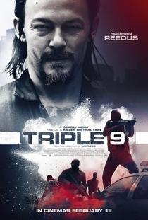 Triple 9: Polícia em Poder da Máfia - Poster / Capa / Cartaz - Oficial 10