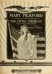 A Pequena Americana - Poster / Capa / Cartaz - Oficial 1