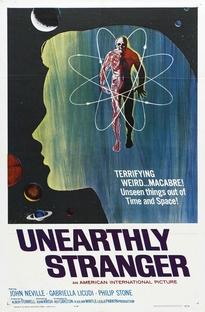 Unearthly Stranger - Poster / Capa / Cartaz - Oficial 1