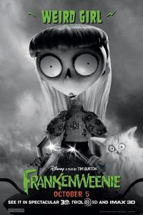 Frankenweenie - Poster / Capa / Cartaz - Oficial 4