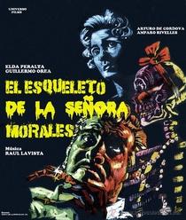 El esqueleto de la señora Morales - Poster / Capa / Cartaz - Oficial 1