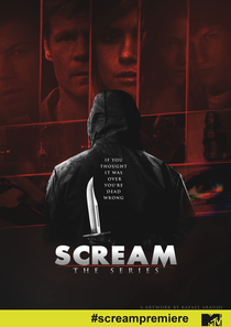 Scream (1ª Temporada) - Poster / Capa / Cartaz - Oficial 2