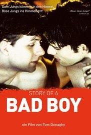 A História de Um Bad Boy - Poster / Capa / Cartaz - Oficial 1