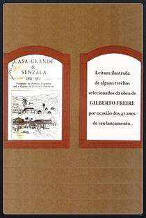 Casa-Grande e Senzala - Poster / Capa / Cartaz - Oficial 1