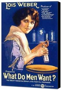 O que Querem os Homens - Poster / Capa / Cartaz - Oficial 1